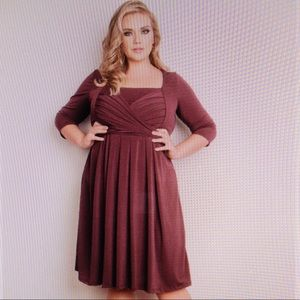 Igigi plus sized dress